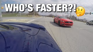 Is the Performance Pack Mustang GT BETTER?! 3.73 VS 3.31 Showdown!