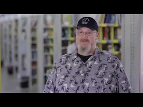 Meet Bill, an Amazon Labor Analyst