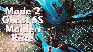Mode 2 Ghost V2 Maiden Race!