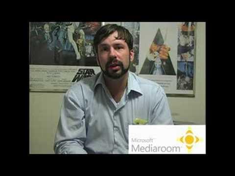 Microsoft Mediaroom Artist Interview - Hugh Berry