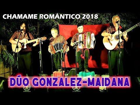 GONZALEZ MAIDANA - CHAMAME 2018 FIESTA GAUCHITO GIL FLIA. ROJAS