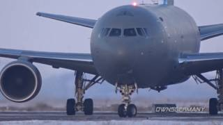 Boeing KC-46A Pegasus Stops to Refuel During Day of Test Flying