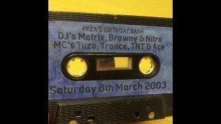 Dj Nitro Mc Ace TNT & Trance B2B @ The New Monkey 08.03.2003 (Side B)