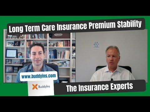 Long Term Care Insurance Premium Stability
