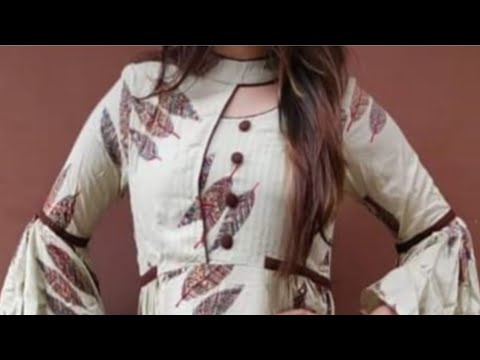 Latest Collar Neck Design 2020 Gala Design For Kurti Neck Design Collar Neck Design Kurti Design Youtube