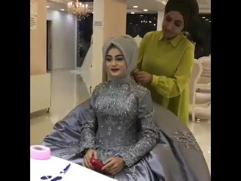 59 Tutorial Hijab Pashmina Kebaya Pesta Youtube