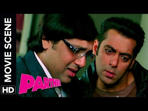 Katrina asks Govinda out for dinner | Partner | Movie Scene