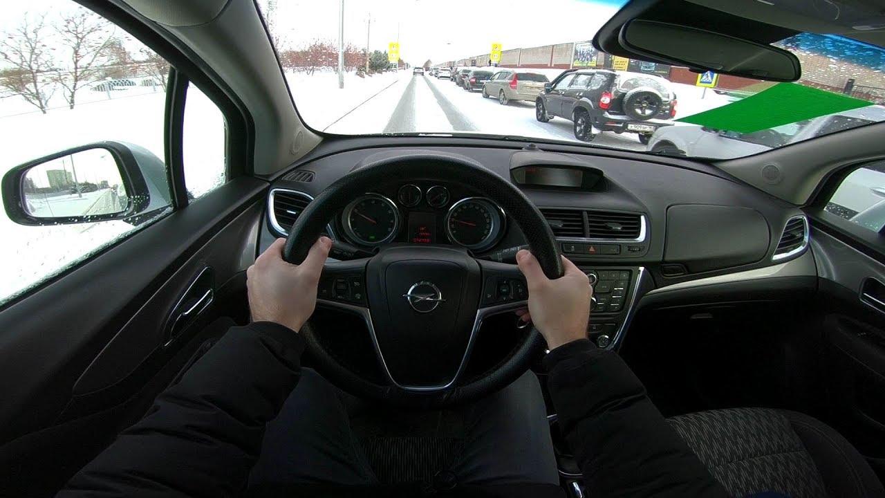2013 Opel Mokka POV TEST DRIVE