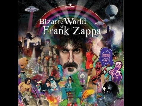"Frank Zappa hologram U.S. tour to commence in April ""The Bizarre World Of Frank Zappa""!"