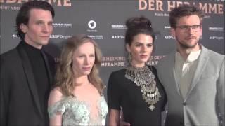 Premiere   Das Geheimnis der Hebamme   München 16  Maerz 2016  Teil II