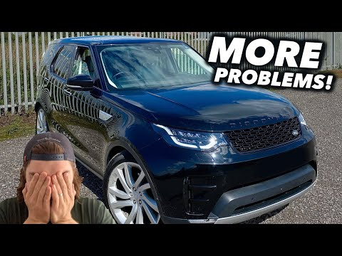 MY LAND ROVER DISCOVERY BROKE...AGAIN