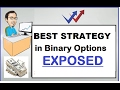 MOST PROFITABLE BINARY OPTIONS STRATEGY 2020! - YouTube