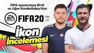 FIFA 20 Icon incelemesi- quotBaggio Galatasaray39n Kapsndan Dndquot