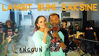 Download Langit Bumi Saksine - Anggun Pramudita ft Ader Negro (Official Music Video ANEKA SAFARI)