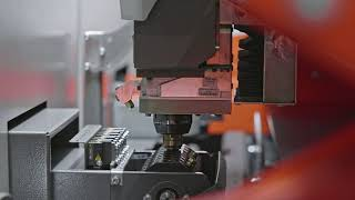 Bystronic Laser Cutting System: Smart Features (English)