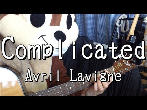 Complicated/Avril Lavigne/Guitar Chords