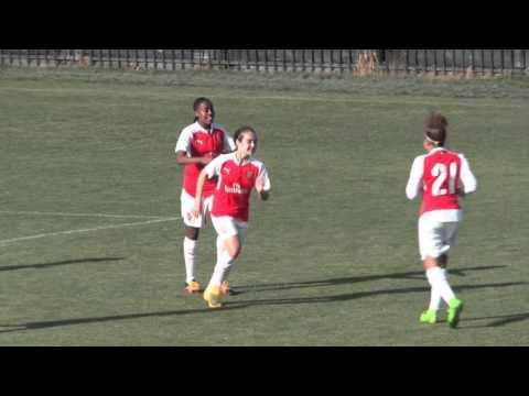 FOOTBALL NEW SOUTH WALES vs ARSENAL LADIES FC GU14 QF