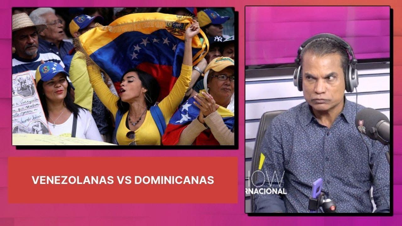 La Mujer Venezolana le tumbo el negocio a las mujeres Dominicanas según el Internacional Mamola