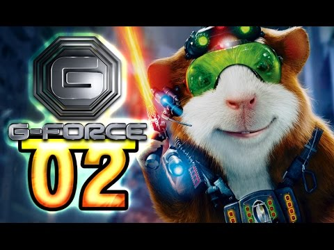 G Force Walkthrough Part 2 Ps3 X360 Pc Wii Psp Ps2 Movie Game Hd Youtube