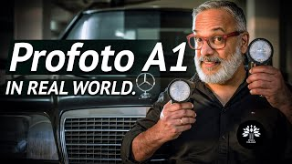 Profoto A1 - Detailed Field Review. Better be late than Never :-)