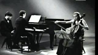 Brahms Cello Sonata No. 2 Op. 99 Du Pre Barenboim