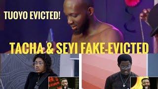 Download Lagu Tacha, Seyi & Tuoyo Evicted...Fake or Nah???    #BigBrotherNaija 3rd Sunday Live Eviction Update
