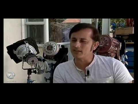 American Wrestler: The Wizard - CBS 2 KTVU News Interview