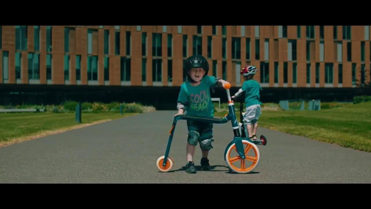 Baby Trike Easy Evolution - YouTube