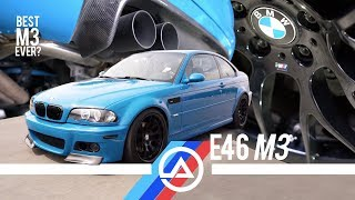 BMW E46 M3 | The Best M3 Ever??