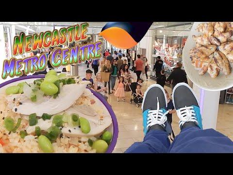 Day Trip To Newcastle Metro Centre - Vlog
