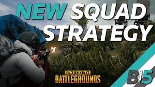 PUBG Xbox One X - Squad Walkthrough - Divide And Conquer