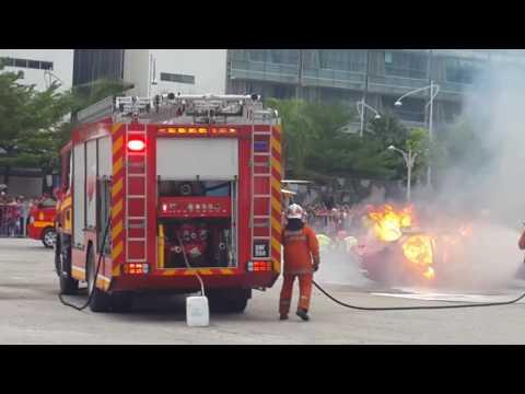 Demontrasi Bomba Putrajaya