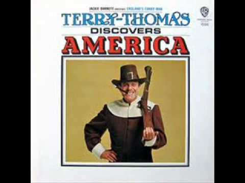 Terry-Thomas - Discovers America (LP) - Track 8: Hello Mater, Hello Pater (1964)