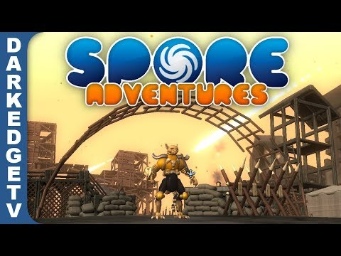 "Spore Adventures - ""Until the Last One Falls"" by Derezzed"