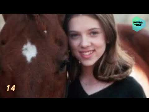 Scarlett Johansson Transformation | From 1 to 35 Years Old | Royal Tube