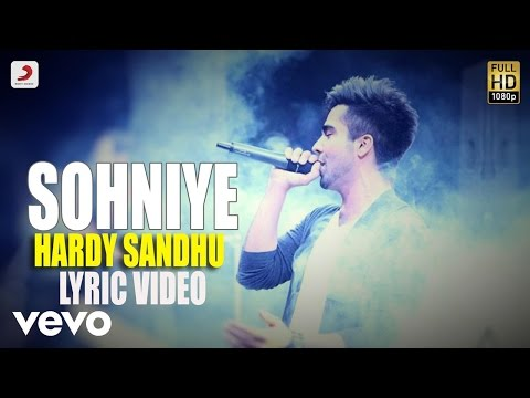 Thumbnail: Hardy Sandhu - Sohniye | This Is Hardy Sandhu | Lyric Video