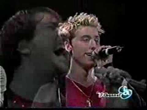 NSync - I Thought She Knew