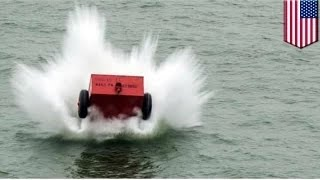 سلاح البحرية الأمريكي يجرب قاعدة اطلاق كهرومغناطيسية طيارات من على البوارج