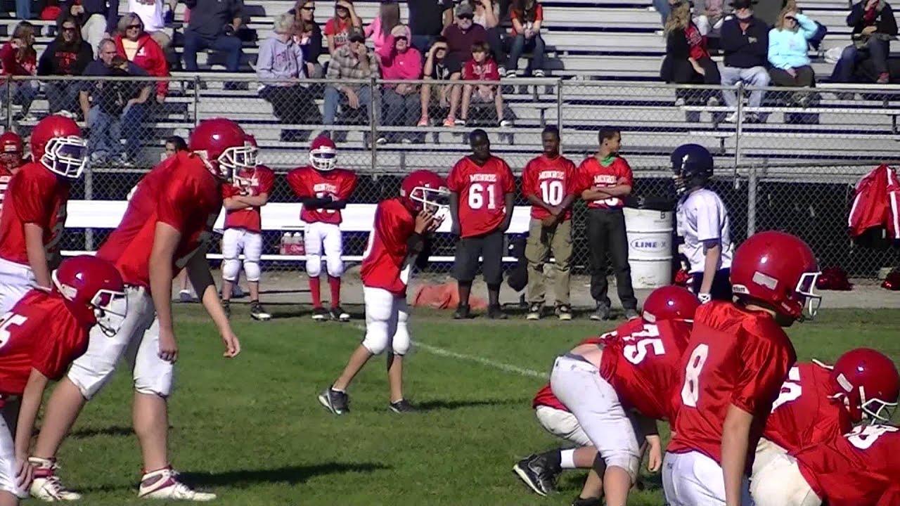 Pj Brown 78 Monroe Trojan football