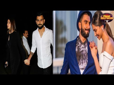 Anushka-Virat Holding Hands Entry | Deepika Padukone-Ranveer Singh's Secret Love Nest