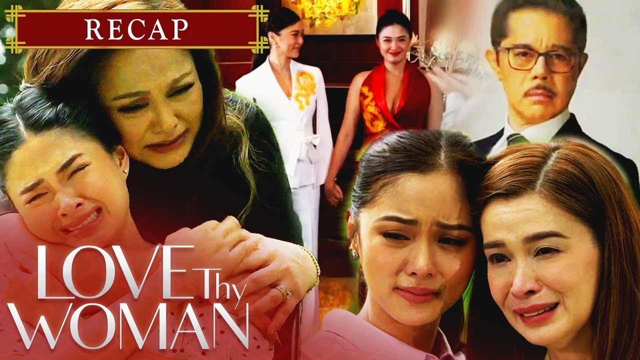 Download Love reigns among the women in Adam Wong's life   Love Thy Woman Recap