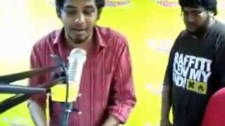 Hiphop Tamizha Aadhi  First Rap Song   Clubula Mabula - Radio Mirchi