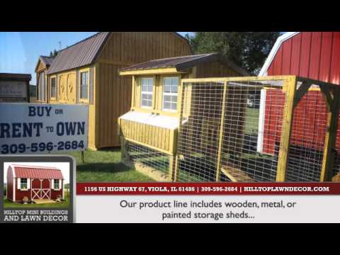 Hilltop Mini Buildings & Hilltop Mini Buildings - YouTube