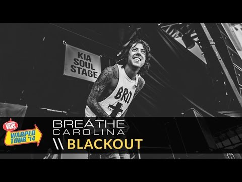 Breathe Carolina - Blackout (Live 2014 Vans Warped Tour)