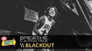Breathe Carolina - Blackout (Live 2014 Vans Warped Tour)