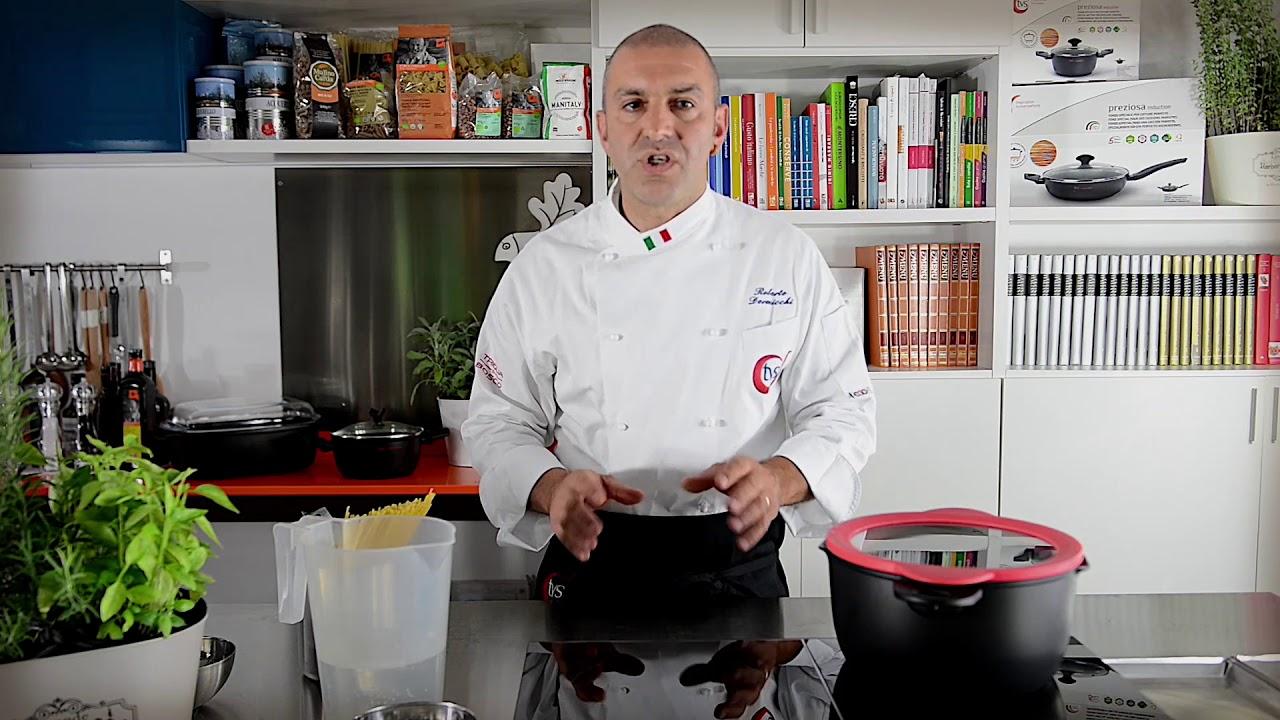 Triglia di Bosco La cottura della pasta