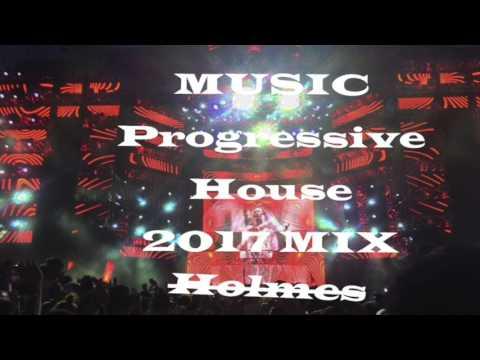 EDM Progressive House Music 2017 Mix by DDJ-SB