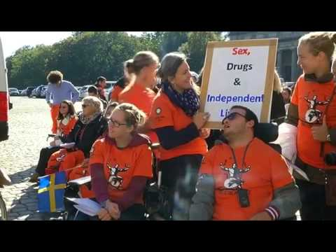 ENIL Brussels Freedom Drive - in the media (Belgium) 5
