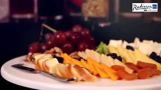 Breakfast Buffet at Radisson Blu MBD Noida