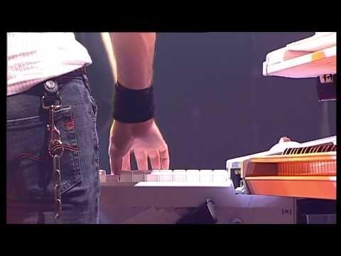 Nightwish The Siren - Keyboard Solo. HD